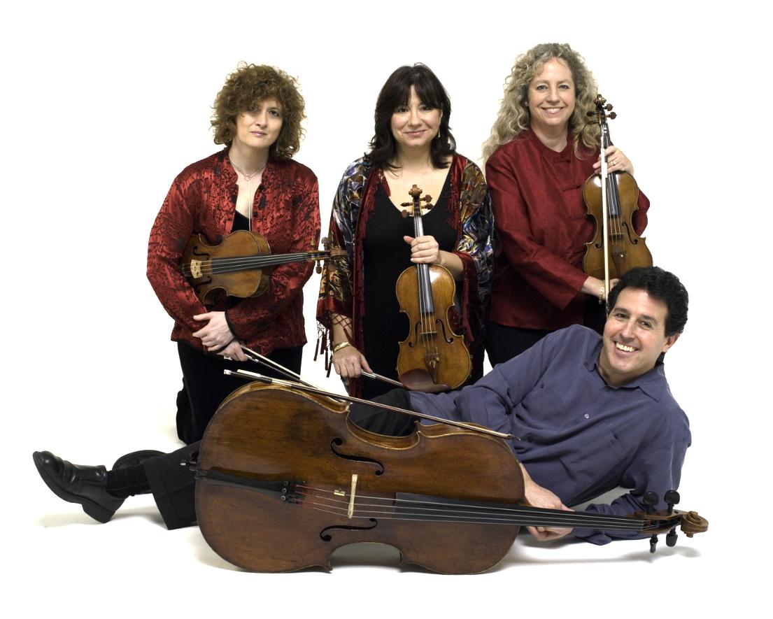 Ives Quartet Chamber Music Concert Distinguished Artists